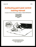 Antifouling Paint Pest Control Training Manual