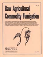 Raw Agricultural Commodity Fumigation (Raw Agricultural Commodity Fumigation Exam)