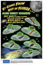 Alien Insect Invaders poster