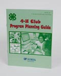 4-H Club Program Planning Guide