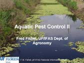 Aquatic Pest Control 2