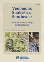 Venomous Snakes f the Southeast: Identification, Safety, and Exclusion